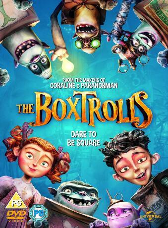 The Boxtrolls – Disney – UK Region