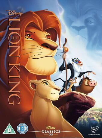 The Lion King – UK Region