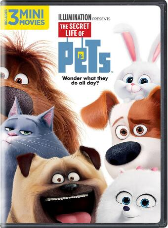 The Secret Life of Pets – Movie