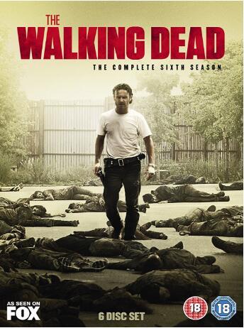 The Walking Dead: Season 6 – UK version