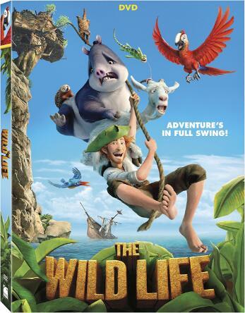 The Wild Life (Robinson Crusoe) – Movie