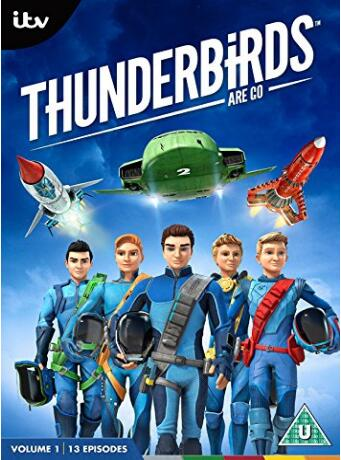 Thunderbirds Are Go: Vol. 1 – UK Region