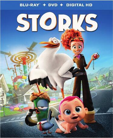 Storks [Blu-ray]
