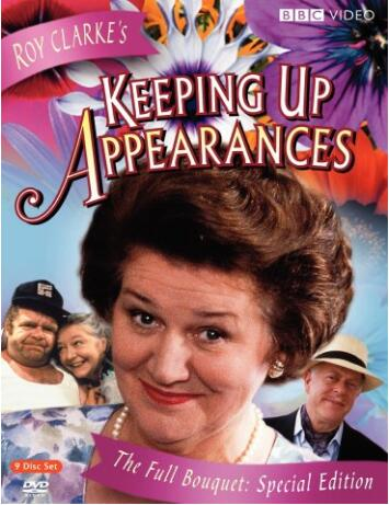Keeping Up Appearances: The Full Bouquet – Special Edition DVD