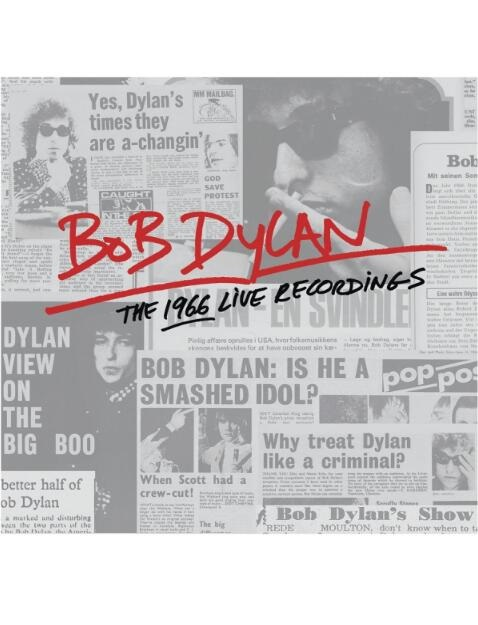 The 1966 Live Recordings – Bob Dylan