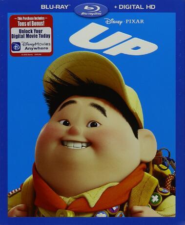 UP [Blu-ray] – Disney