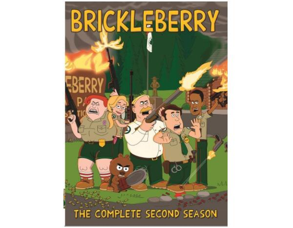 Brickleberry The Complete second Season-1