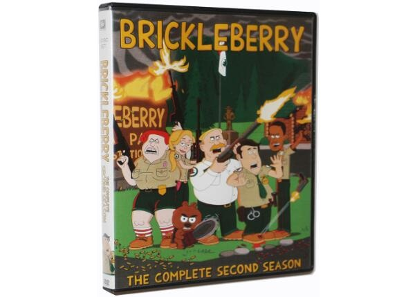 Brickleberry The Complete second Season-2