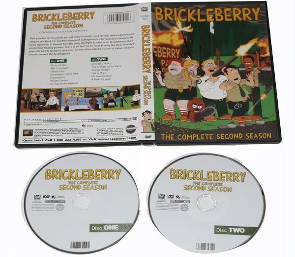 Brickleberry The Complete second Season-4