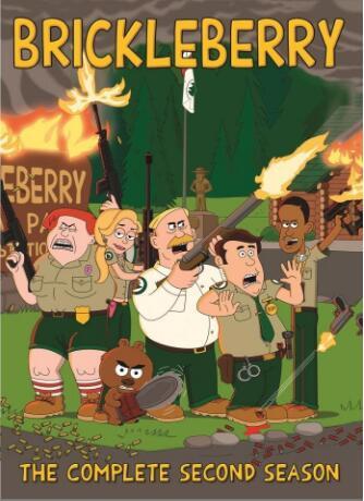Brickleberry: The Complete Second Season
