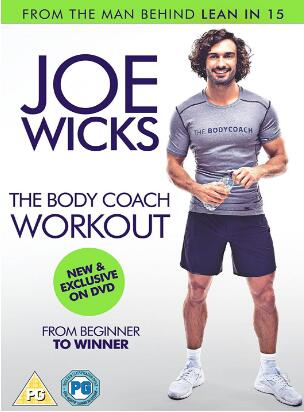 Joe Wicks The Body Coach Workout – UK region