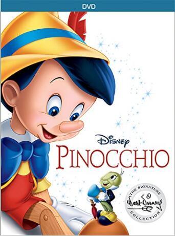 Pinocchio – Disney