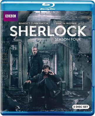 Sherlock: Season Four [Blu-ray]