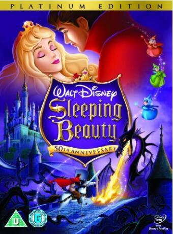 Sleeping Beauty (50th Anniversary Platinum Edition) – Region 2