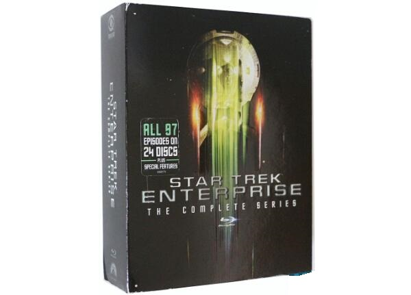 Star Trek Enterprise - The Complete Series-1