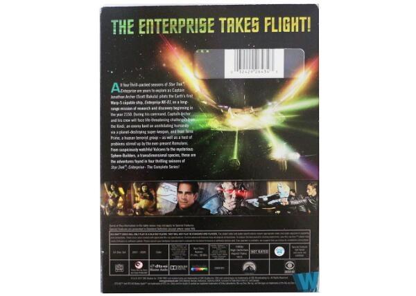 Star Trek Enterprise - The Complete Series-2