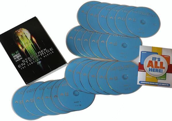 Star Trek Enterprise - The Complete Series-3
