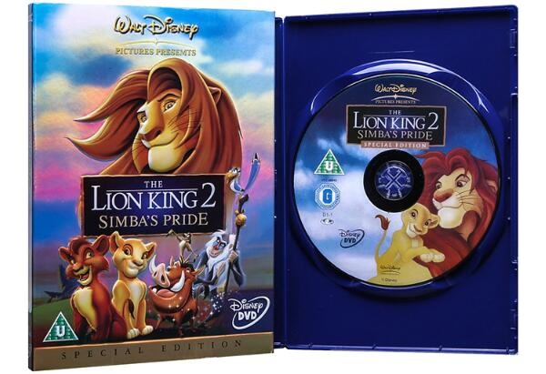 The Lion King 2 Simba S Pride Special Edition Dvd Wholesale