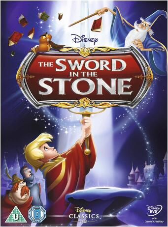 The Sword In The Stone – Region 2
