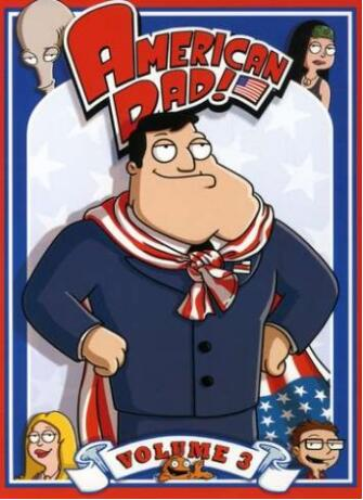 American Dad!: Volume 3