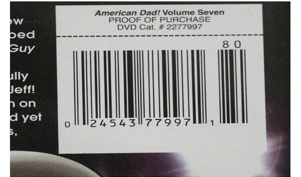 American Dad! Volume 7-5