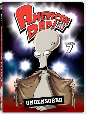 American Dad!: Volume 7