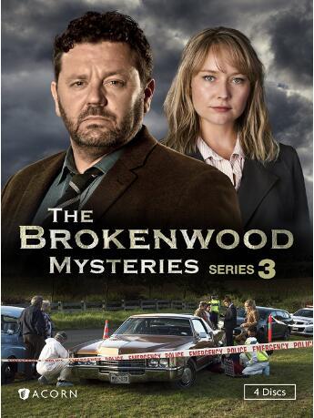 Brokenwood Mysteries – Series 3