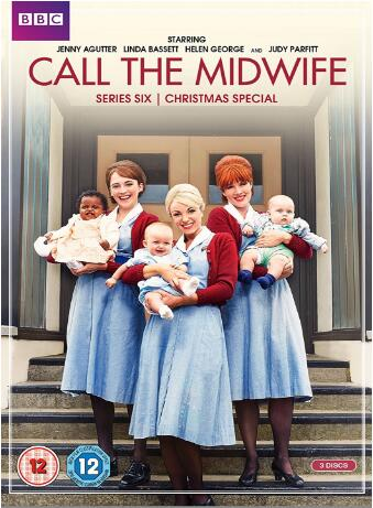 Call The Midwife: Series 6 – UK Region