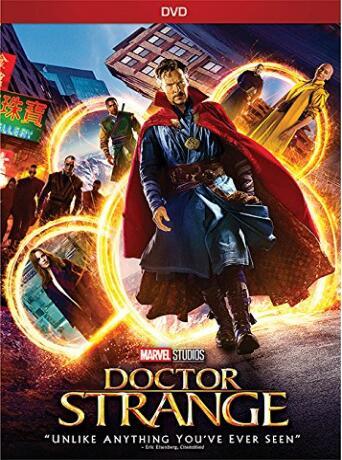 Doctor Strange – Movie