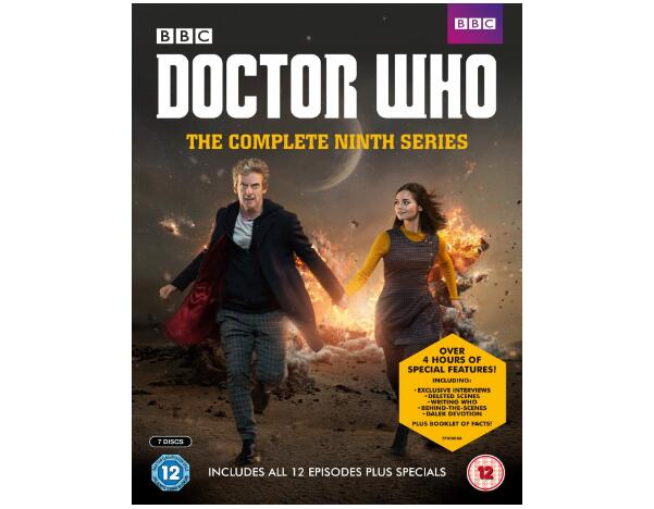 Doctor Who - The Complete Ninth Series-1