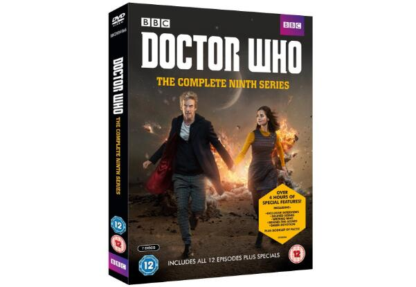 Doctor Who - The Complete Ninth Series-2