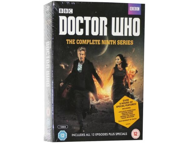 Doctor Who - The Complete Ninth Series-3