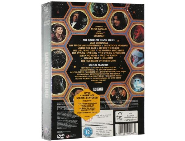 Doctor Who - The Complete Ninth Series-4