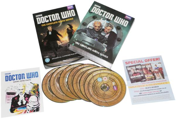 Doctor Who - The Complete Ninth Series-5
