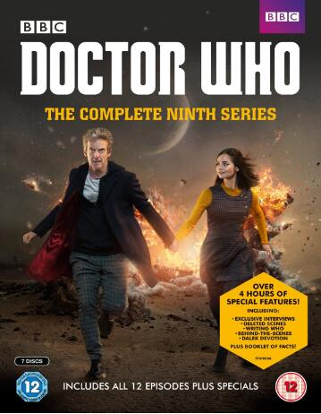 Doctor Who – The Complete Ninth Series UK-Region