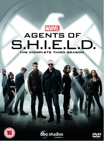 Marvel's Agent of S.H.I.E.L.D.: Season 3 – Region 2