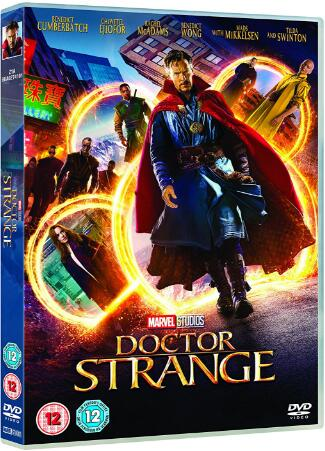 Marvel's Doctor Strange – UK Region