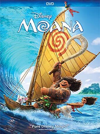 Moana – Disney