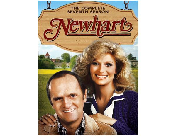 Newhart Season Seven-1