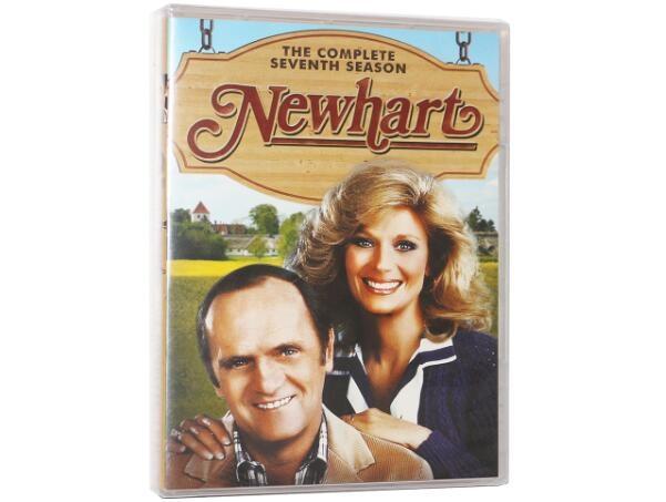 Newhart Season Seven-2
