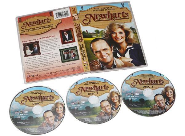 Newhart Season Seven-4