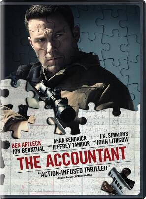 The Accountant – Movie