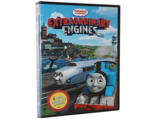 Thomas & Friends Extraordinary Engines-3