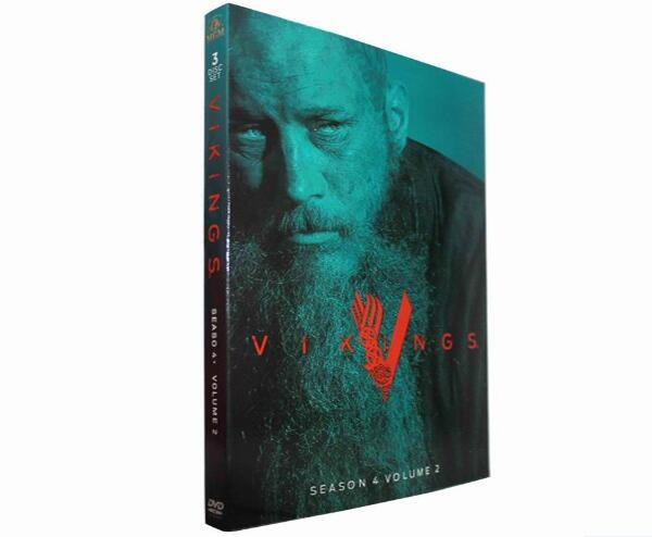 Vikings Season 4 Volume 2-2