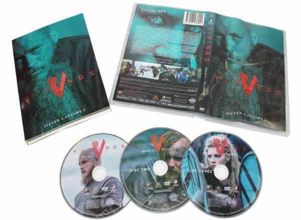 Vikings Season 4 Volume 2-4