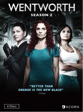 Wentworth: Season 2