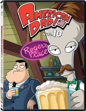 American Dad: Volume 10