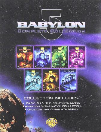 Babylon 5: The Complete Collection Series