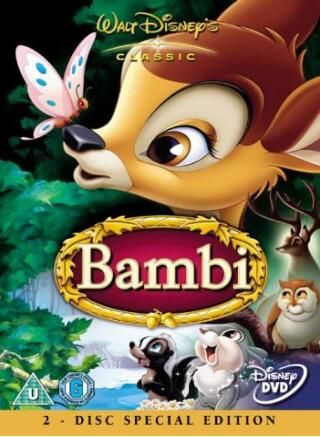 Bambi (Two-Disc Special Edition) – UK Region