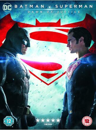 Batman v Superman: Dawn of Justice – UK Region